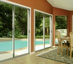 Sliding glass patio door repair Burnaby