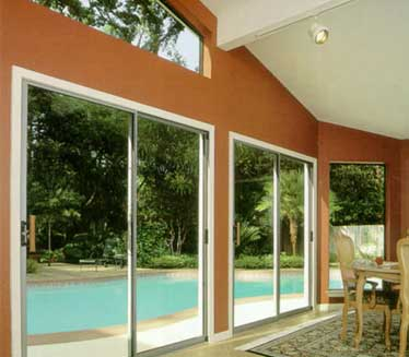 Sliding glass patio door repair Surrey
