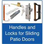 Sliding Door Handles repair langley