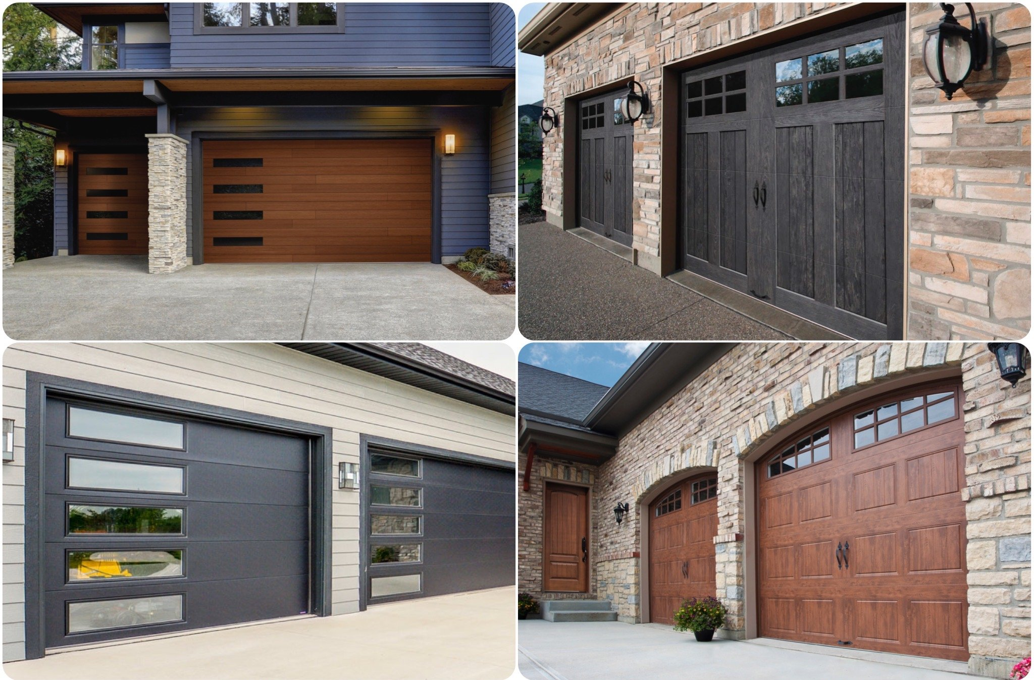 New Garage doors Langley