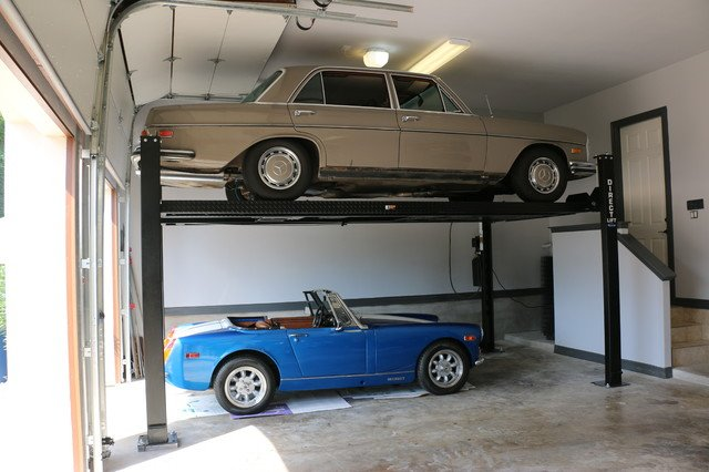 Garage Door Modification