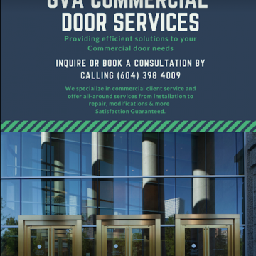 What To Keep In Mind When Choosing A Commercial Door Repair Company