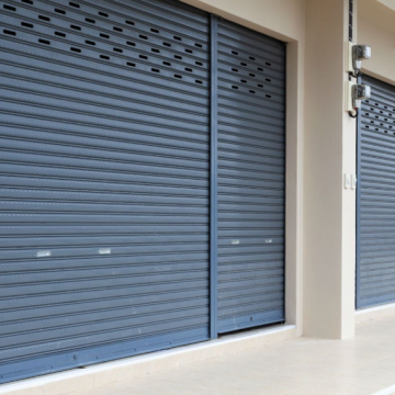 What Are The Different Types Of Commercial Doors Available Today