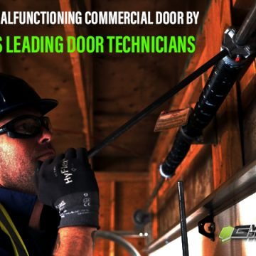 Repair Your Malfunctioning Commercial Door by Industry's Leading Door Technicians