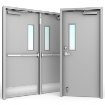 Things To Consider When Looking To Buy A Commercial Business Door