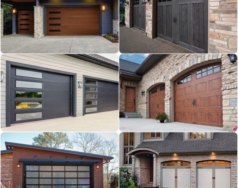 new garage door installation Langley