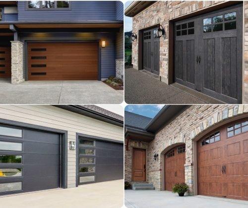 New Garage doors Langley