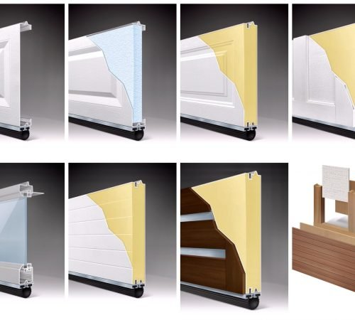 different type of garage doors richmond